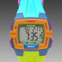 Timex CAT Colorblock in Blue & Lime Green from REVOLVEclothing.com