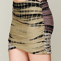 Free People  Tie Dye Wrap Scrunch at Free People Clothing Boutique