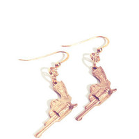 PISTOL EARRINGS - Cornelia Webb Online Shop