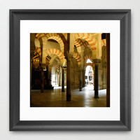 Toledo Spain Framed Art Print by Rosie Brown