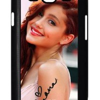 Amazon.com: ariana grande Case for Samsung Galaxy S3 Patriots Samsung S3 Case Cover fell happy: Electronics
