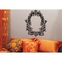 ADZif Spot Eurelice Mirror Wall Decal - S2104 - All Wall Art - Wall Art & Coverings - Decor