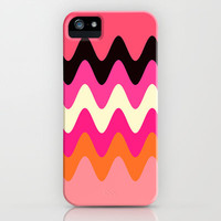 Melting Ice Cream #4 iPhone & iPod Case by Ornaart