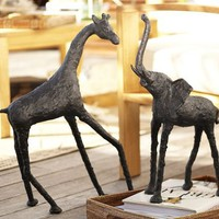 Bronze Sculptural Animals