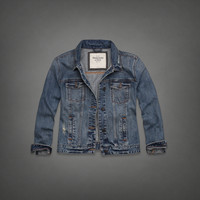 Meredith Denim Jacket