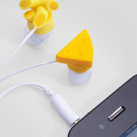 Mac & Cheese Earbuds