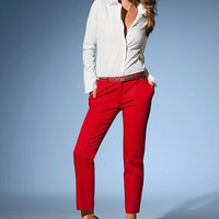 The Lexie Skinny Crop Pant