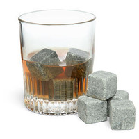 Whiskey Stones - Single Pack (9 cubes)