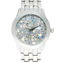 River Island Multi Stone Watch at asos.com