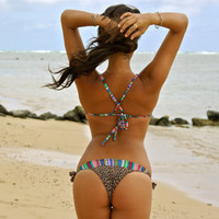 MAKAHA ADJUSTABLE Brazilian Bikini Bottoms - Create Your Own
