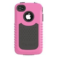 Trident Case CY2-IPH4-PK Carrying Case for Apple iPhone 4 & 4S - CYCLOPS 2 Series - 1 Pack - Retail Packaging - Pink