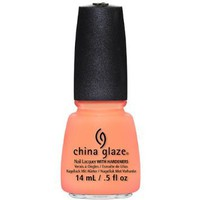 Amazon.com: China Glaze Nail Lacquer, Sun Of A Peach, 0.5 Fluid Ounce: Beauty