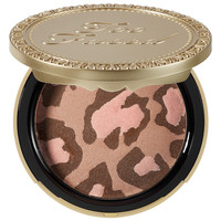 Sephora: Too Faced : Pink Leopard Blushing Bronzer : bronzer-face-makeup