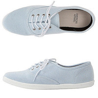American Apparel - Unisex Denim Tennis Shoe