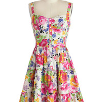 Betsey Johnson Best Dressed Guest Dress | Mod Retro Vintage Dresses | ModCloth.com