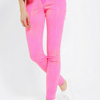 standards & practices Neon Skinny Jean