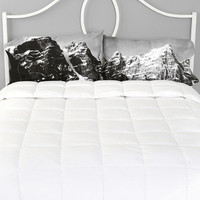 Urban Outfitters - Mountaintop Pillowcase - Set Of 2