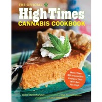 HIGH TIMES CANNABIS COOKBOOK.
