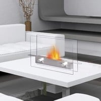 METROPOLITAN Table Top Ethanol Fireplace