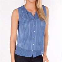 PJK Women's Contemporary Coast Button Down Tank at Von Maur