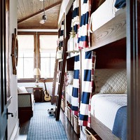 Bunk Beds and Built ins