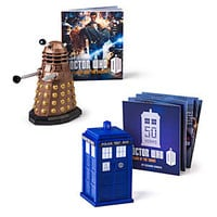 Doctor Who TARDIS and Dalek Mini Books
