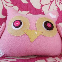 BOObeloobie Orli The Owl In Pink | Luulla