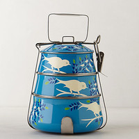 Handpainted Tiffin Carrier