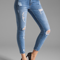 Current/Elliott The Stiletto in Shredded from REVOLVEclothing.com