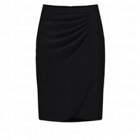 Black Fashion Professional Skirt - Skirts - dressmall.com