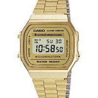 Casio Unisex Watch Casio Collection A168WG-9EF