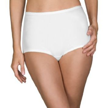 Amazon.com: Shadowline Nylon Spandex Briefs, Panties, Style 17005 (Pkg of 3): Clothing