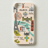 City Of Lights iPhone 5 Case