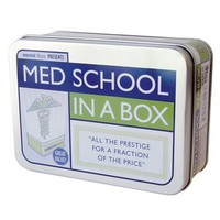 Med School in a Box by Mental Floss