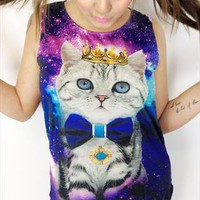 Pu$$y Galaxy Shirt from percydickens