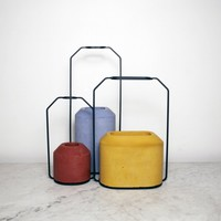Weight Vase Color - C - ALL - OBJECTS