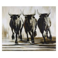 Running Bulls | Grand-scale | Art-by-type | Art | Z Gallerie