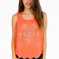 Native Elements Tank Top $29