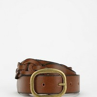 Ecote Burnished Braided Belt