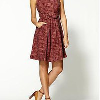 Pim + Larkin Tweed Bow Dress | Piperlime