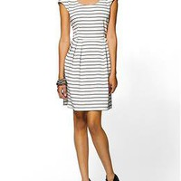 Pim + Larkin Stripe Ponte Portofino Dress | Piperlime