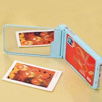 Fashion Mirror stand With Card For Iphone 4/4s/5