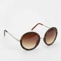 Urban Outfitters - Sweet Jane Round Sunglasses