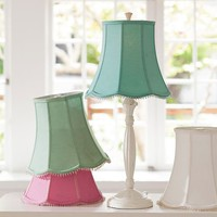 Scallop Table Shade