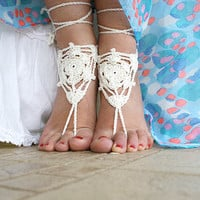 Bohemian clothing sandal, Barefoot hippie sandals, barefoot sandles, barefoot sandals, bare foot sandals, steam punk clothing