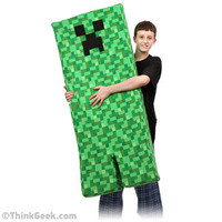 Creeper Body Pillow
