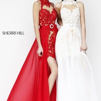 Sherri Hill 21213 Dress - MissesDressy.com