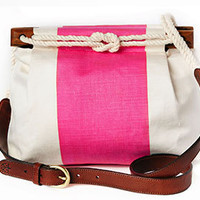 Cloth Handbag - Brant Point - by Kiel James Patrick