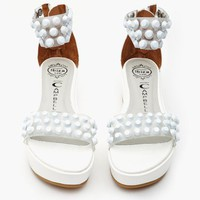 Largoss Studded Sandal