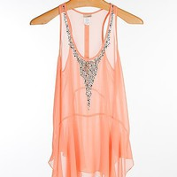 Daytrip Chiffon Trapeze Tank Top - Women's Shirts/Tops | Buckle